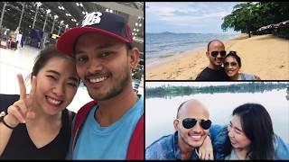 Maam & Mukki Wedding Presentation on July 7, 2018 at Thailand.