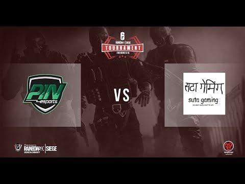 Suta Gaming vs PIN E-Sport | Day 2 R6S Indonesia Tournament