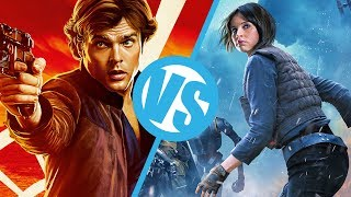 Why Solo Is Better Than Rogue One