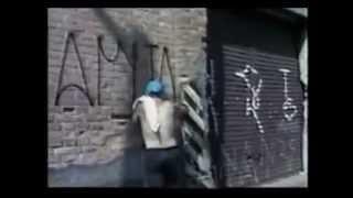 Grilo 13 - Arte como Crime (Previa do Rap novo de pixacao)