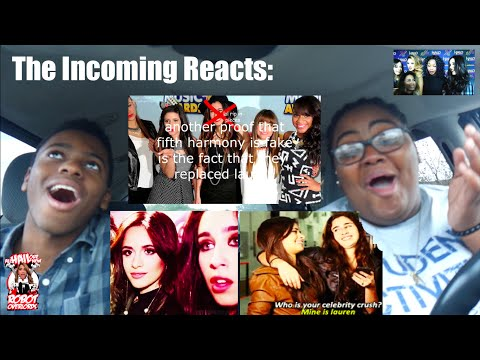 The Incoming Reacts to 5H IS FAKE and CAMREN CRACK!