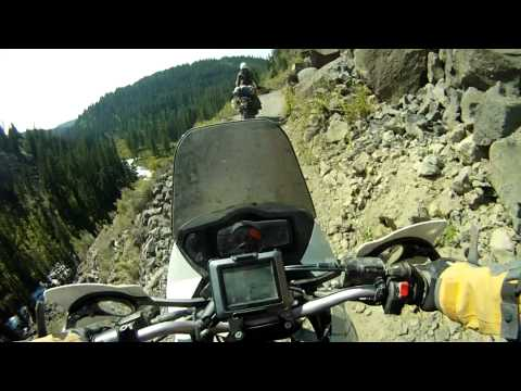 A little video from my ride down the Continental Divide