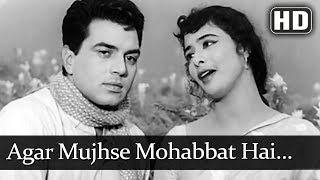 agar-mujhse-mohabbat-hai---aap-ki-parchhaiyan-song