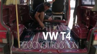 RECONSTRUCTION VW T4