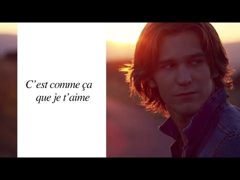 Amaury Vassili - C'est comme ça que je t'aime (Official Lyrics Video)