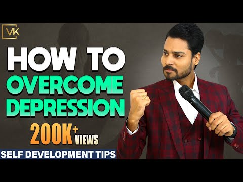 HOW TO OVER COME DEPRESSION Easyly?|VENU KALYAN|LIFE COACH|UNIK LIFE.