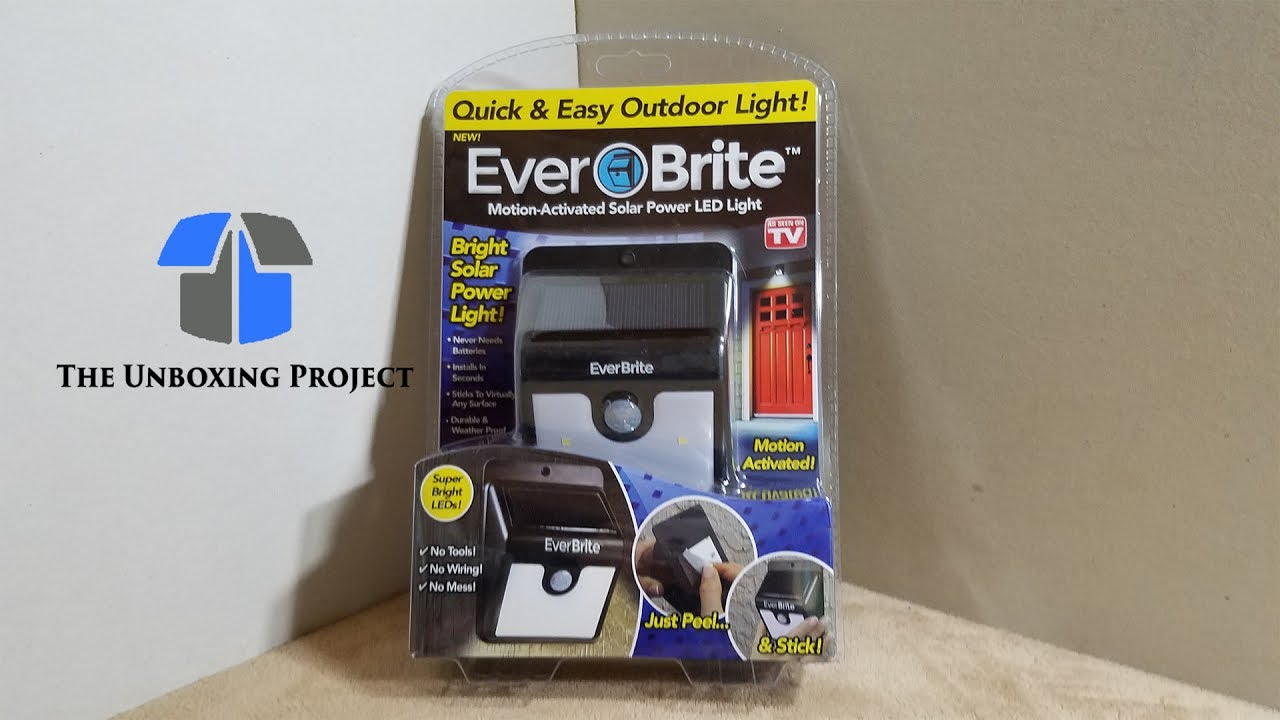 Bright Enough To Light Up The Backyard? | Ever Brite Solar Light Real World Review & Bright Enough To Light Up The Backyard? | Ever Brite Solar Light ...