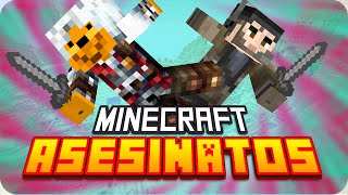 DOMINANDO LA PIRÁMIDE!! ASESINATOS | Minecraft Assassination - Gona y Luh