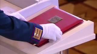 Vladimir Putin has been inaugurated as President of Russia. 07.05.18 -  Инаугурация В.Путина.