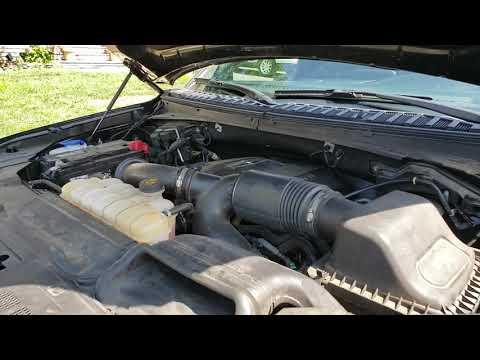 2018 Lincoln Navigator L Ecoboost 3.5 rattle knocking on cold start Ford F150