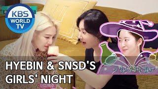 Hyebin \u0026 SNSD's Girls' Night [Stars' Top Recipe at Fun-Staurant/ENG/2020.07.07]