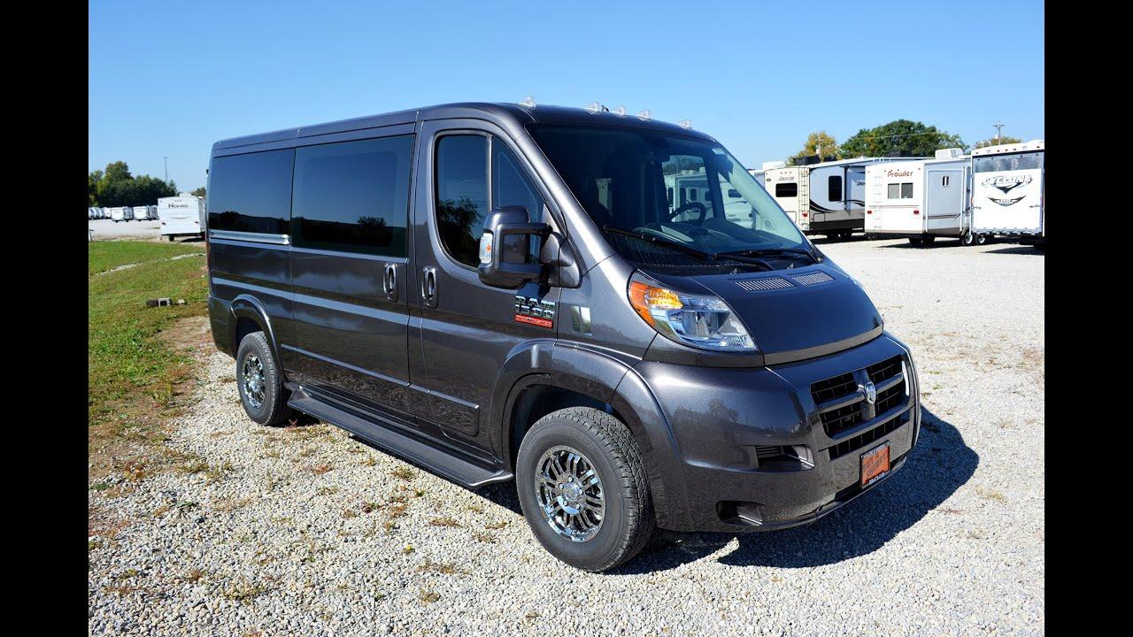 2014 Ram Promaster 7 Passenger Low Top Conversion Van By
