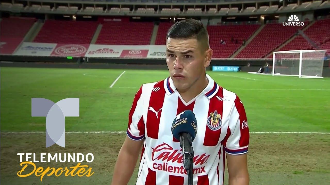 En Chivas destacan los regresos de JJ Macías, Alexis Vega y Jesús Angulo | Telemundo Deportes