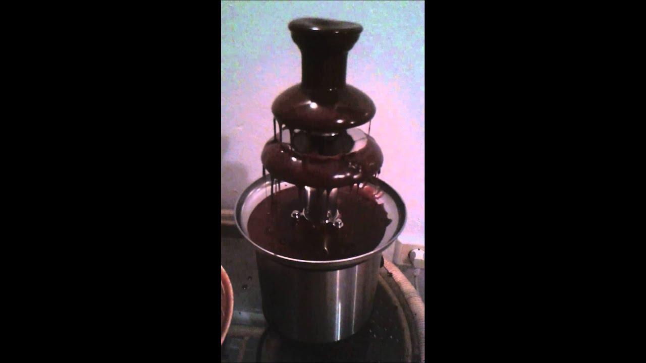 4 ma fontaine de chocolat youtube. Black Bedroom Furniture Sets. Home Design Ideas