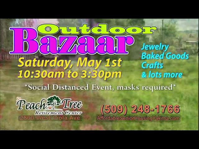 Spring Bazaar and Vendor Event