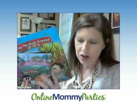 Online Mommy Party