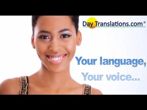 Inspirational Video about Language and Translations - Day Translations