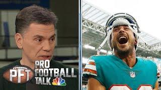 Danny Amendola explains Tom Brady's edge, why he left the Patriots | Pro Football Talk | NBC Sports