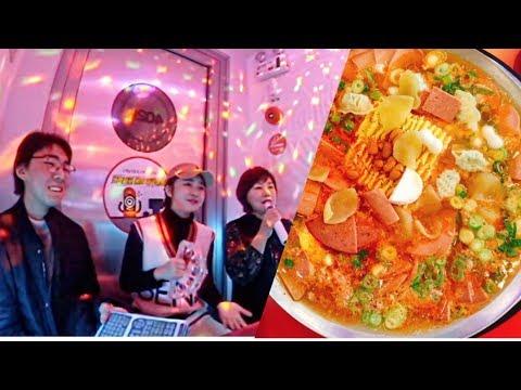 🎤Noraebang Korea & Sejarah Budaejjigae (feat. jonghoon, The Gempa Maker)