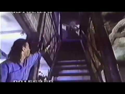 Van Damme VS Arnold Vosloo