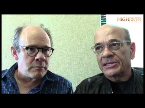 Ethan Phillips & Robert Picardo   Full
