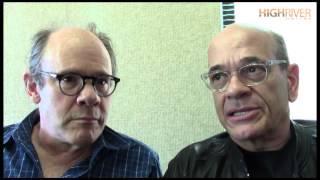 Ethan Phillips & Robert Picardo   Full Interview