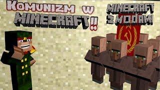 Minecraft z Modami #133 - Komunizm w minecrafcie! - Tektopia mod!