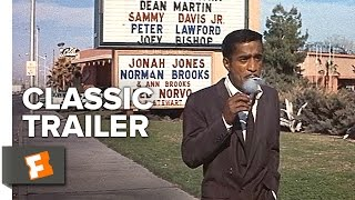 Ocean's 11 (1960) Official Trailer - Frank Sinatra, Sammy Davis Jr. Heist Movie HD