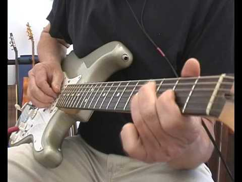 Little Wing Chord Progression - YouTube