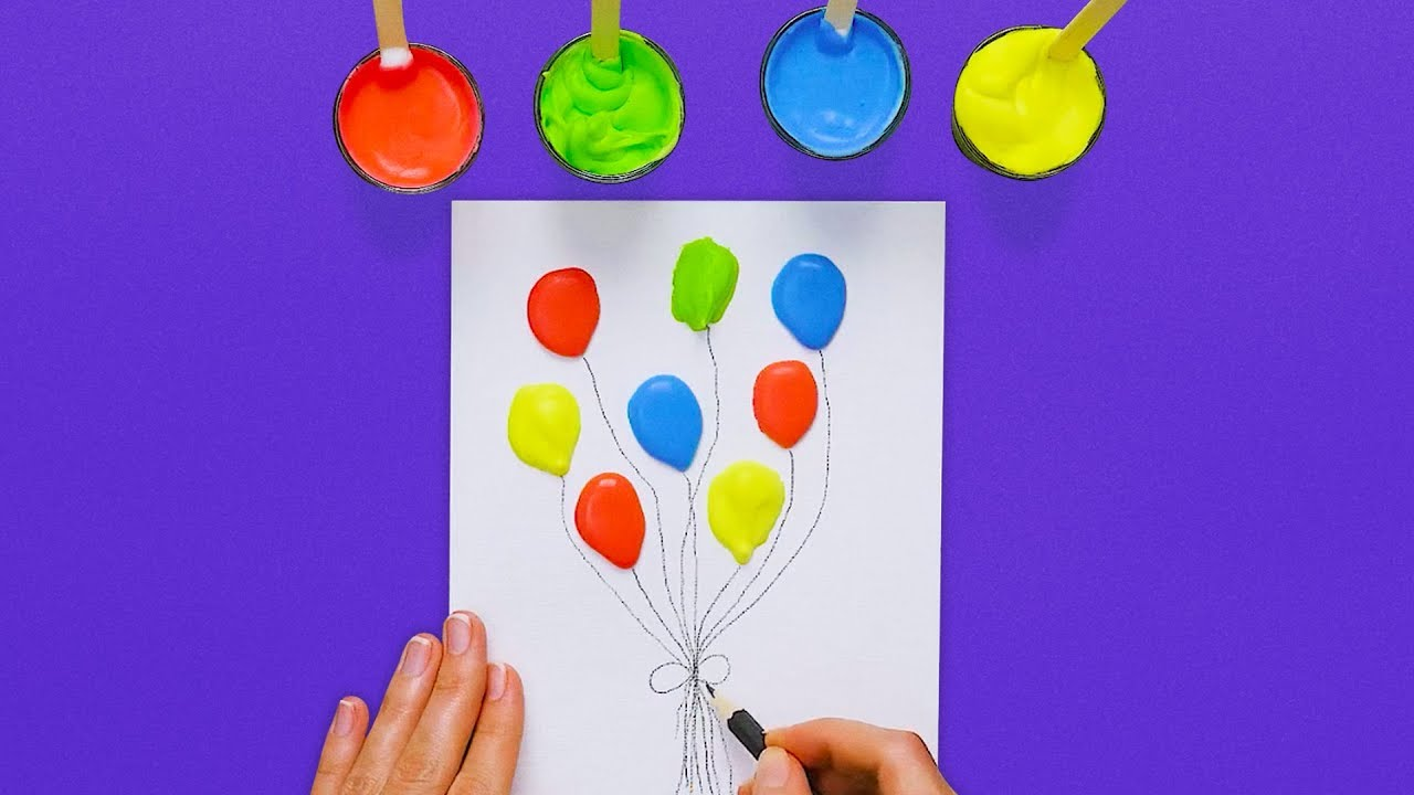 14 Cool Crafts That Will Keep Kids Busy For A Couple Of Hours Youtube