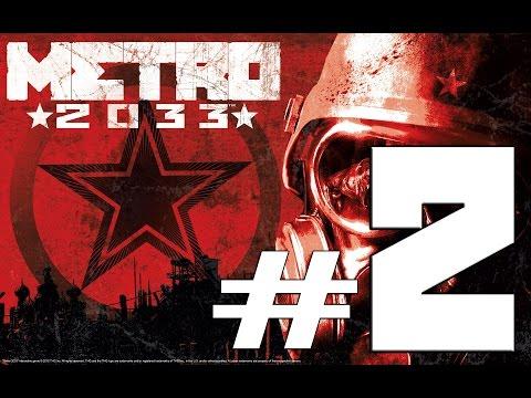 "METRO 2033 REDUX Español | Let's Play 2.0 | Ep 2  - ""Riga"" - Gameplay Español"