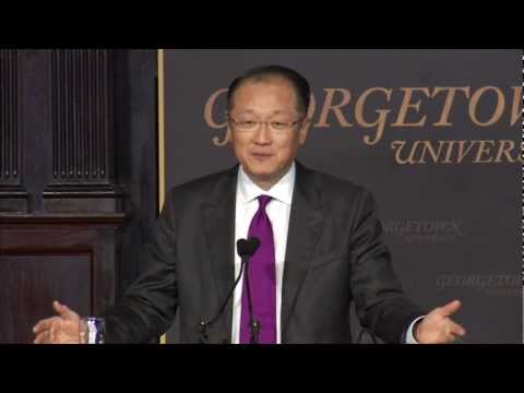 World Bank President Jim Yong Kim on Race and Privilege in Ending Poverty