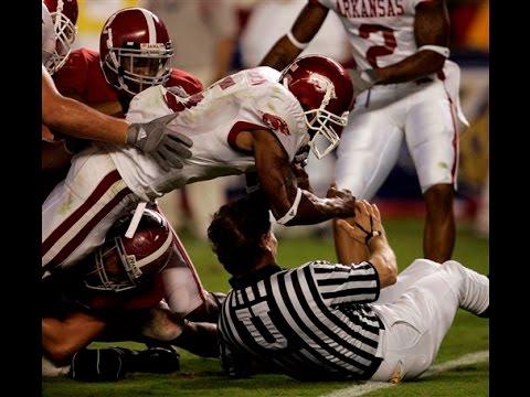 Darren McFadden vs. Alabama 2007