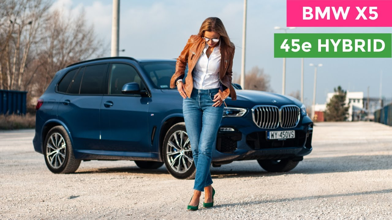 BMW X5 45e PHEV - the kind of hybrid you want
