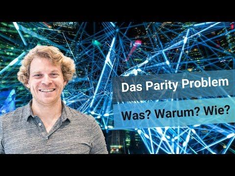 100e Million USD an Ether wegen Parity verloren: Was, Warum, Wie?!