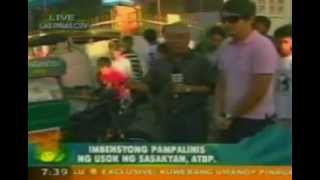 Aeronox : Anti-Pollution Pinoy Invention Feat in MUB Part II