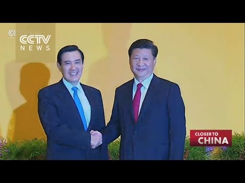 Closer to China: The Xi-Ma Meeting- History in the Making 11/15/2015 EP46