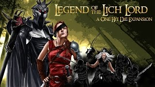 OFFICIAL TRAILER: Legend of the Lich Lord