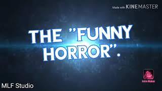 """""""Funny horror"""" (Lego film)."""
