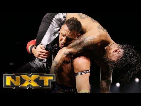 Dominik Dijakovic vs. Damian Priest: WWE NXT, Jan. 29, 2020