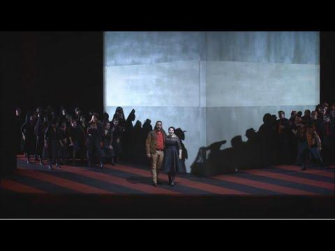 أوبرا فيردي -قوة القدر- على مسرح أوبرا زيوريخ  - نشر قبل 17 دقيقة