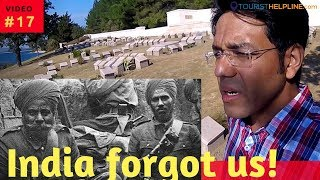 Finding Indian Soldier's Graves after 103 years | Gallipoli, Turkey (Part 1)