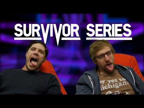 Adam Vs. Adam #4 (Pt.2): WWE Survivor Series 2015 Live Results Reaction