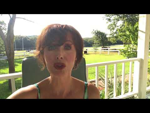 Janine Turner's Front Porch Philosophy - Socrates & Meditation