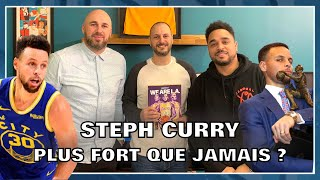 STEPH CURRY : PLUS FORT QUE JAMAIS ? NBA First Day Show 114