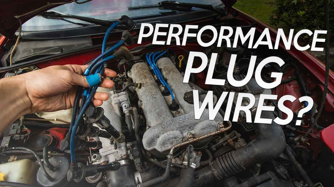 NGK Spark Plug Wires & Spark Plugs For The MIATA!