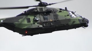 RIAT 2013 NH90 TTH Finnish Army  The Rpyal International Air Tattoo