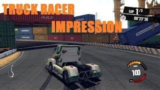 Truck Racer PC Impression