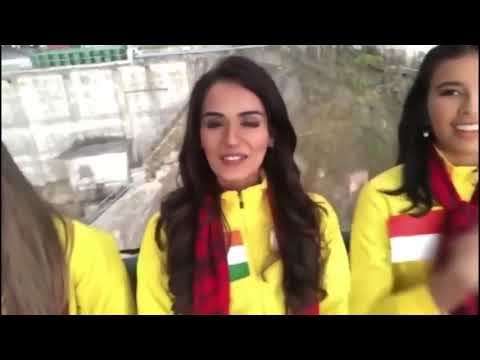 Miss World 2017 - Manushi Chhillar (India)- Leaked Private and Personal Moments Video in China 2017