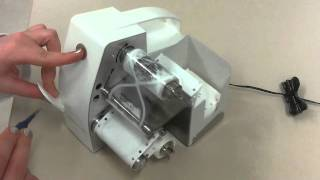 Sartorius Microsart e motion with new Whatman STL Membrane